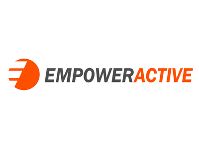 EmpowerActive consulting firm logo logo digital welogodesigner consultancy