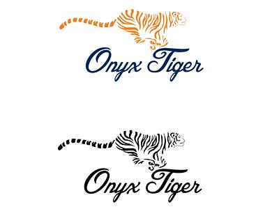 Onyx Tiger marketing consultancy logo logo digital welogodesigner featured logo design