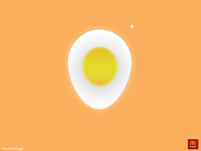 McDonald's mcdonalds food logo egg burger welogodesigner digital