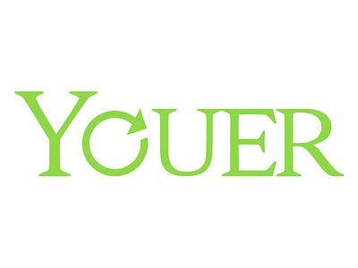 Youer waste management company logo welogodesigner digital featured logo designer marks green logo logo branding