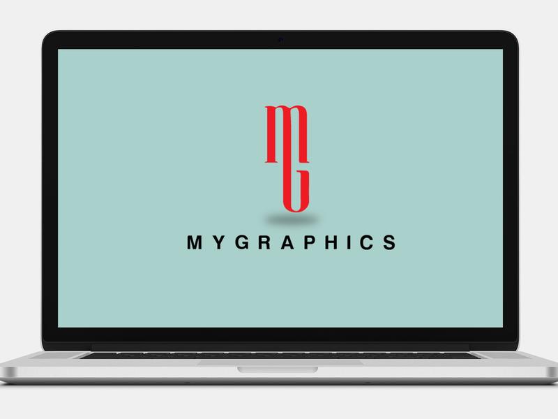 My Graphics ux illustrator type flat icon ios typography minimal graphic design app mobile clean brand ui identity logo vector illustration branding design