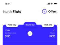 Flight search 2x