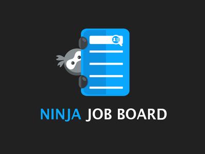 Ninja Job Board - logo ninjas logo ninja ninja job board