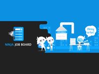 Ninja Job Board Branding