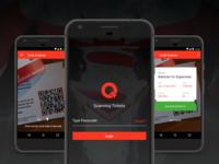 Tickets Scanner App