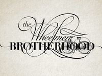 The wheelmen brotherhood