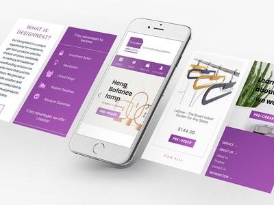 E-commerce Website design ui responsive design responsive layout eccomerce responsive