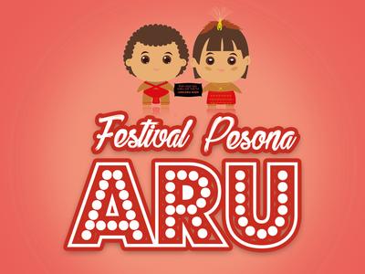 Flyer Pesona Aru