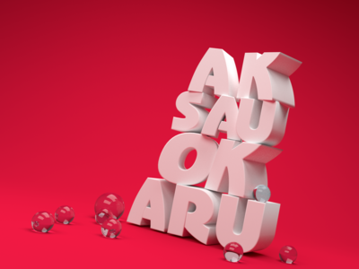Aru Typography