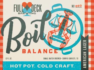 Boil Balance