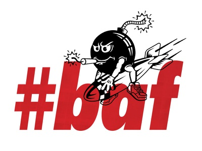 #baf character baf missile tnt bomb