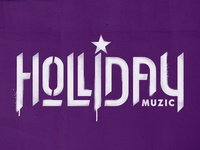 Holliday Logotype