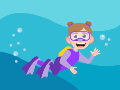 Diver Kiddo