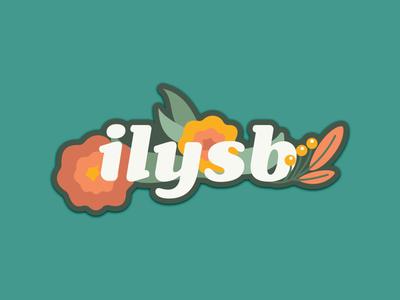 ILYSB Sticker