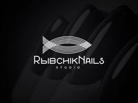 Logo for nail studio💅🏼