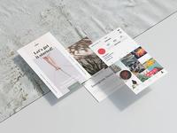 Instagram Stories Card Mock Up