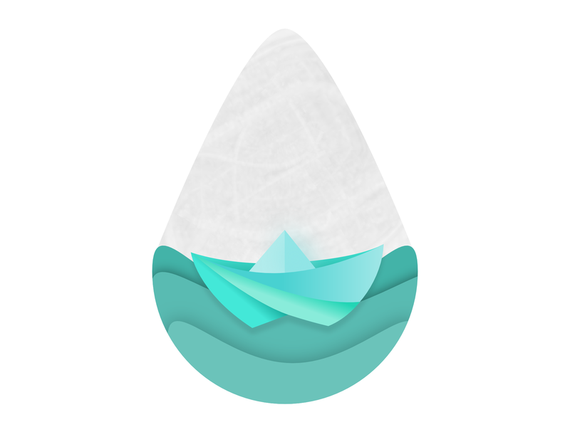 Wednesday illustration branding logo