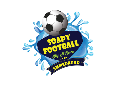 soapy football logo graphic cartoon animation illustrator adobeaftereffects typography adobeillustator logo creative illustration adobe