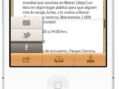 """""""Próximo evento"""" app"""