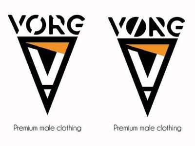Vorg  Male Clothing logo
