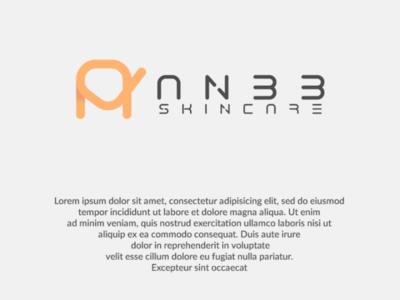 Logo ANNBB Skin Care chirinosdsgn skincare logotipo marc branding brand logooftheday logomark logopassion logocomestic logodaily logo