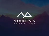 Logo mountain