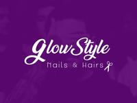 Logo glow style