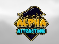 Logo for company Alpha Attractions usa
