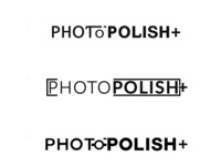 Logo proposals for photopolish