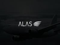Logo Aerolinea Alas