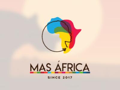 Logo New For Mas África logonew logodaily logotype logomark brand logobrand logo