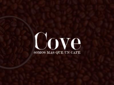 Logo for sale Cove flat icon creative brand logobrand logo new logotype mínimalist coffe logo