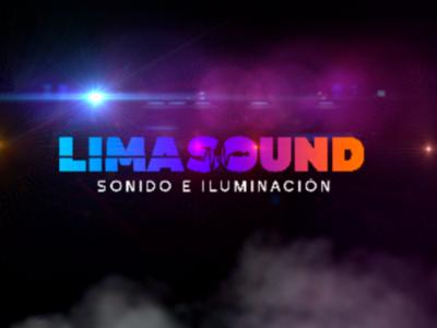 Lima Sound logo design awesone design mockup mark logomark logoinspire logobrand logoarts logo sound lima