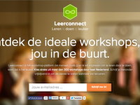 New project: Leerconnect.nl
