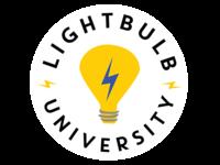 Lightbulb University Logo