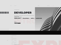 WIP Portfolio Website B 01