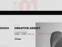 WIP Portfolio Website B 03