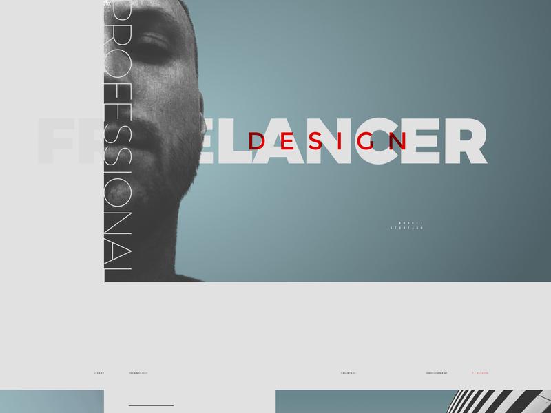 Portfolio Wip C 03 concept modern montserrat golden ratio work in progress web design
