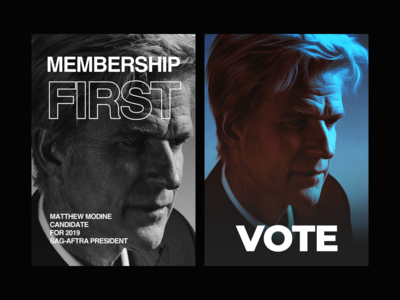 Posters for Metthew Modine