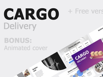 Cargo Delivery + Free version