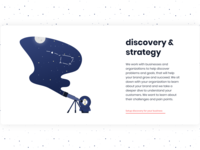 South Park UI Concept for MB Creative Brand Website