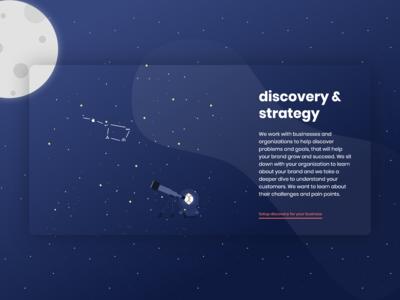 South Park Brand Logo Telescope Illustration