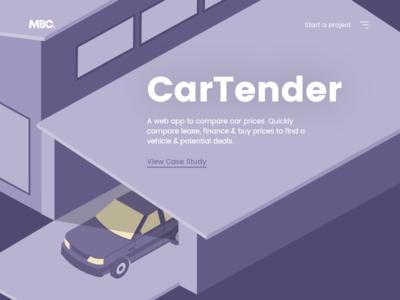 Car Price Comparison Web App Case Study