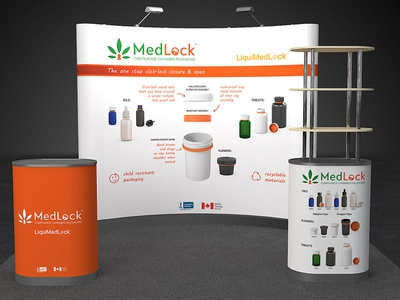Trade Show Pop-up Booth Design