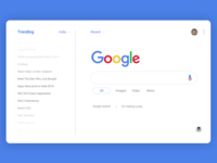 Google Search Engine Redesign