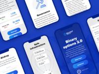 Giant.Exchange | Mobile version