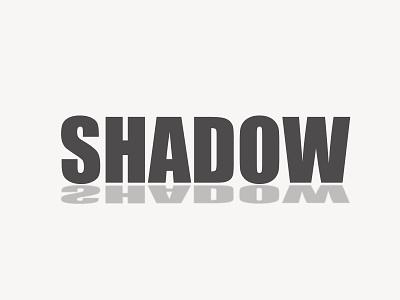 Shadow Impect graphic design art graphics package graphics design simple design simple impect shadows icon adobe photoshop illustration adobe photoshop logo artworks branding photoshop vector typography illustration design