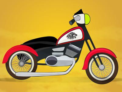 Paradise Bike 01