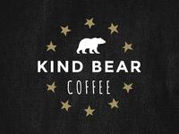 Kind Bear Coffee Logo