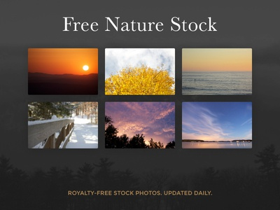 Free Nature Stock free nature stock photos photography outdoors download